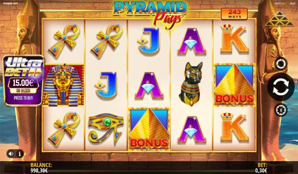Main Gratis Slot Indonesia - Pyramid Pays iSoftbet