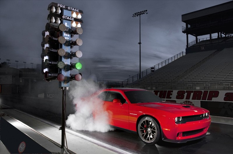 Custom Dodge Challenger SRT