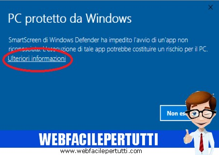 Windows 10 - Come Disattivare SmartScreen di Windows Defender
