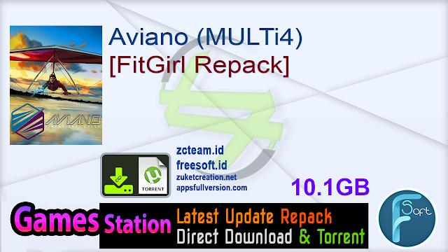 Aviano (MULTi4) [FitGirl Repack]