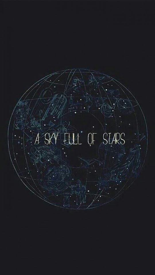 A Sky Full Of Stars  Galaxy Note HD Wallpaper