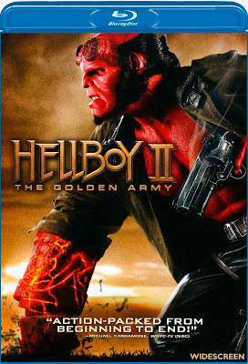 Hellboy 2: The Golden Army [2008] [BD25] [Latino]