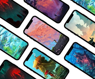 7 AMAZING PHONE WALLPAPERS