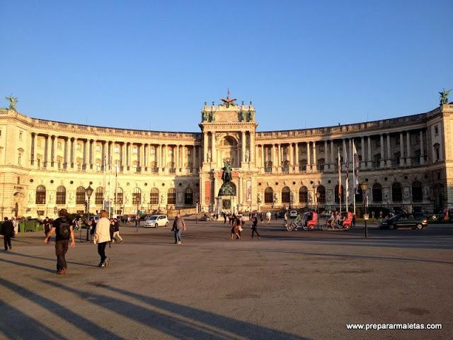 un paseo por el centro de Viena