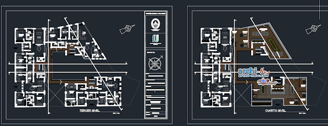 Collective housing Dwg