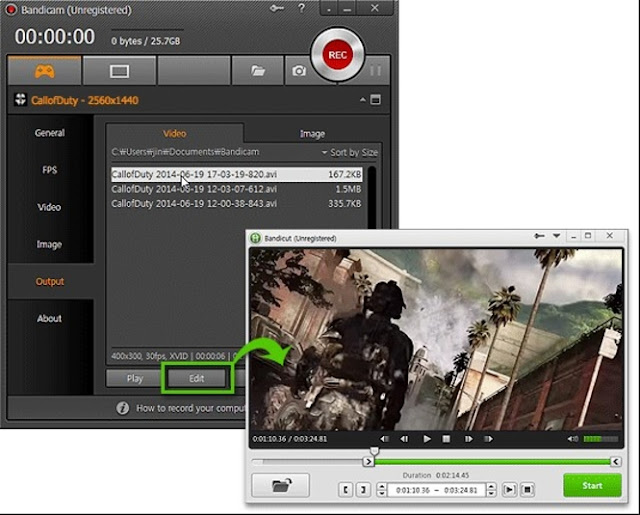 bandicam screen recorder1415075582 665x535 - Download do Bandicam + Ativador