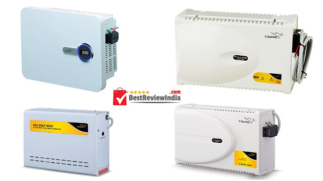 This is the photo of some best stabilizers for 1.5 ton inverter AC in India.