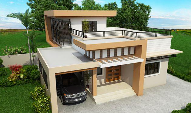 Desain Rumah 3 Kamar