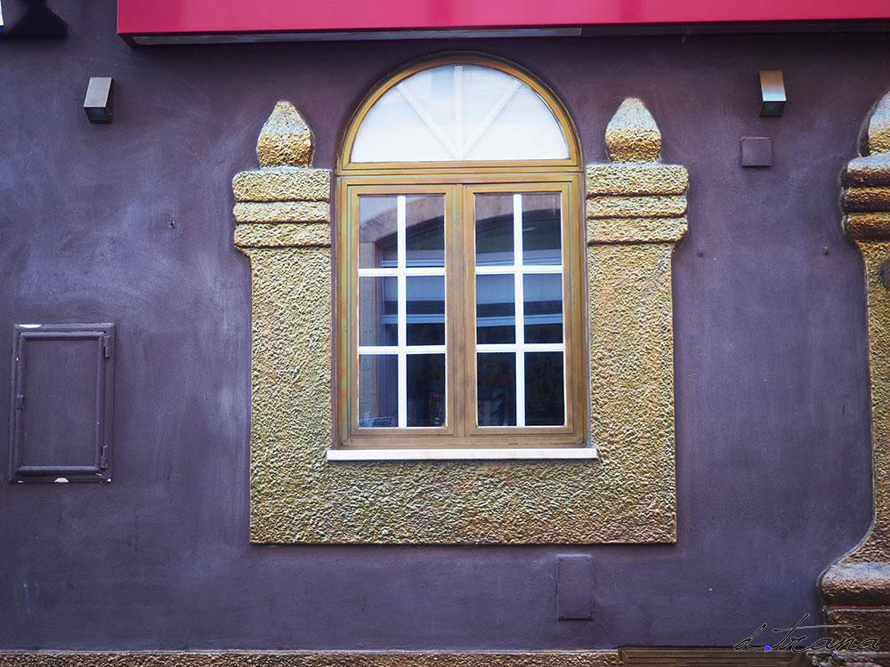 ventana en Alvor - Portugal