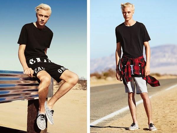 H&M Loves Coachella colección hombre joven moda festival