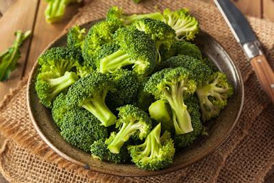 O brócolis é incrivelmente nutritivo
