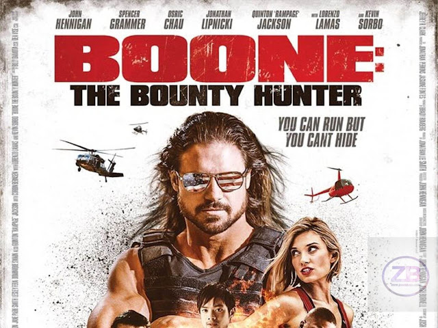 Boone The Bounty Hunter 2017 Full Movie 720p HD Download Free