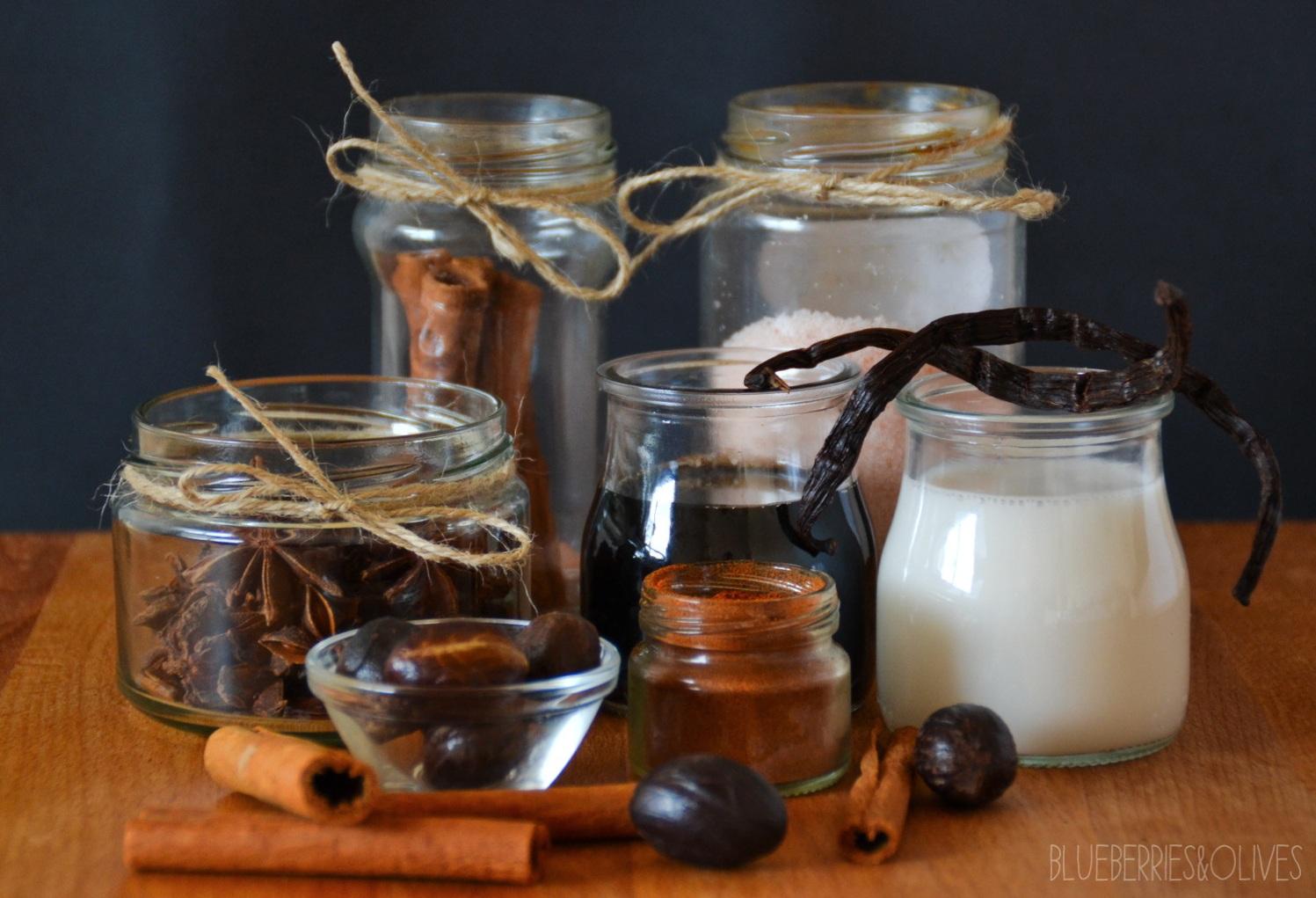 Ingredientes Chocolate caliente especiado 6
