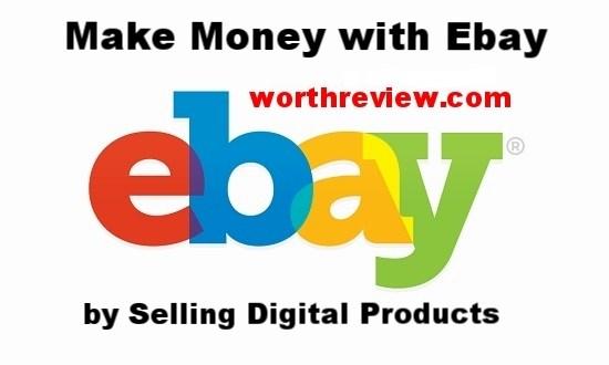 Make Money With Ebay Selling Digital Products Trickworld