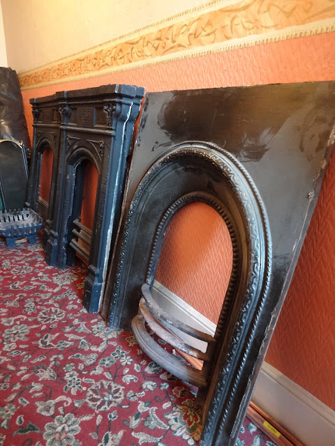 Original Victorian Fireplace for Restoration