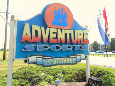 Adventure Sports Mini Golf in Hershey Pennsylvania
