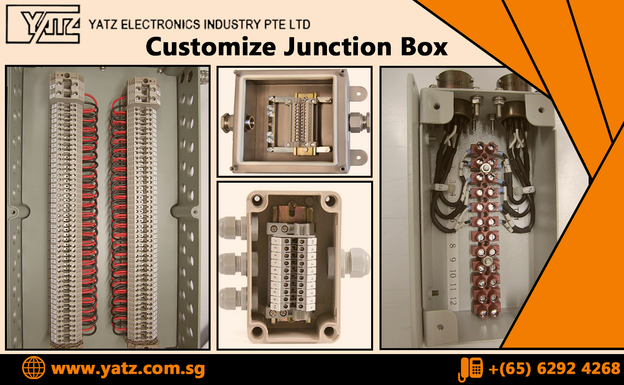 Advance Printed Circuit Board Assembly Cable Fabrication Electronic Wiring Customize Of Junction Box