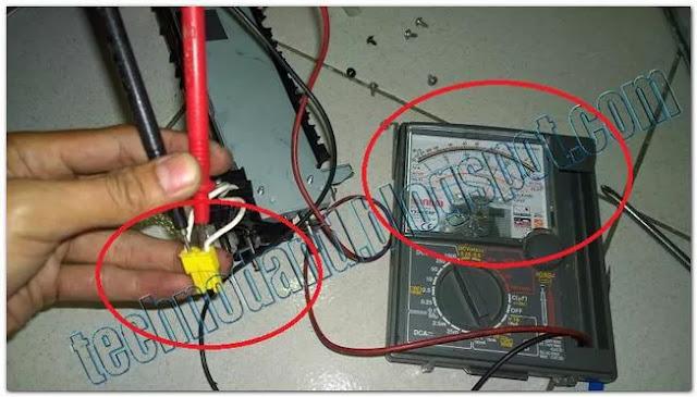 Printer Hp LaserJet Pro 400 m401n Error 50.3 fuser Error [Pemanasan Error]
