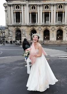 ballerine de l'Opéra Garnier