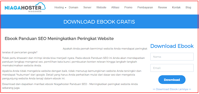 Download Ebook Gratis Niagahoster