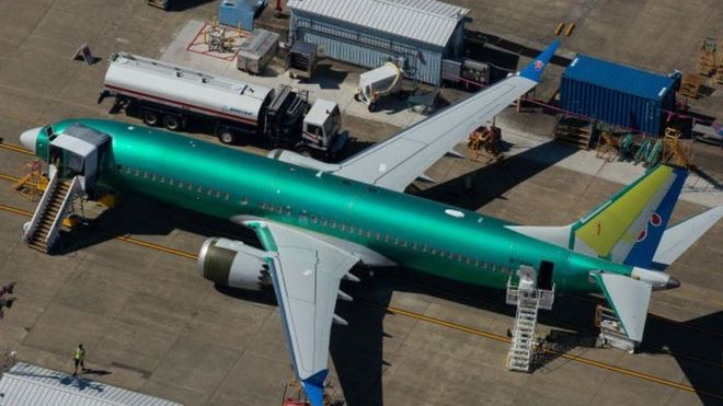 boeing 737 max conception