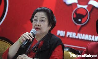 Megawati: Silahkan Pergi dari Indonesia Jika Ingin Ganti Pancasila