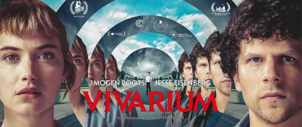 Imogen Poots y Jesse Eisenberg  protagonizan 'Vivarium'