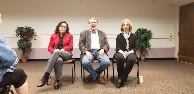 Linda Zimmerman, Paul Eno, Rosemary Ellen Guiley