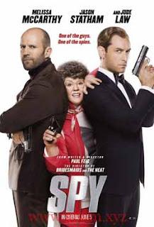 مشاهدة مشاهدة فيلم Spy 2015 مترجم