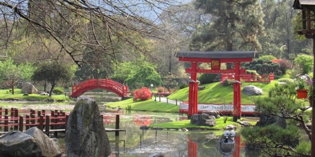Jardín Japonés Armonía Japonesa