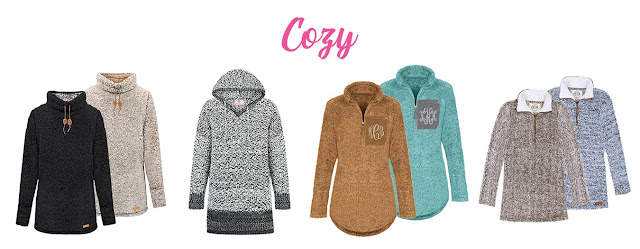 cozy monogram outerwear