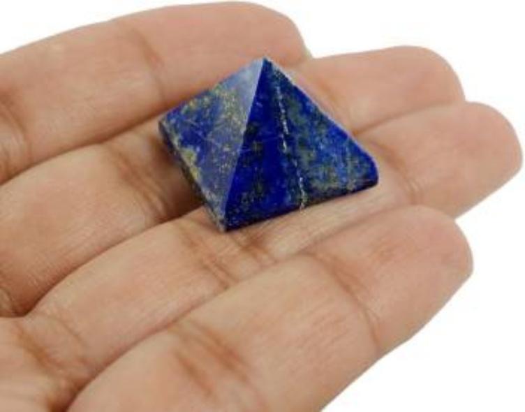 Demonic Oppression, Lapis Lazuli