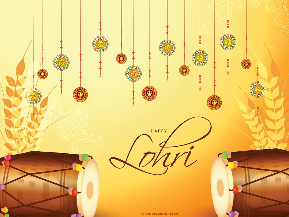 Best Wishes Happy Lohri 2021 HD Pictures