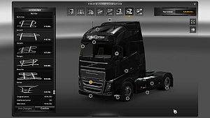 All trucks and parts unlocked mod by Lamandus