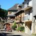 France - Sainte-Eulalie-d'Olt, la pause médiévale