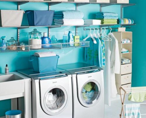 Desain Ruang Laundry