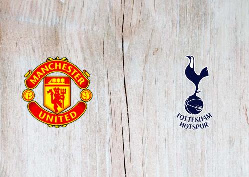 Manchester United vs Tottenham Hotspur -Highlights 04 October 2020