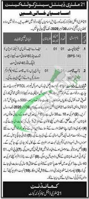 pak-army-civilian-jobs-2020-advertisemnet