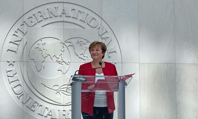 FMI, Kristalina Georgieva