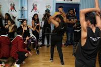 Kiara Advani Black Tank Top Tight leggings Tu Cheez Badi Hai Mast Mast~  Exclusive 31.JPG