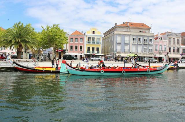 Aveiro+portogallo+itinerario
