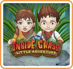 Inside Grass: A little adventure v1.0 NSP XCI For Nintendo Switch