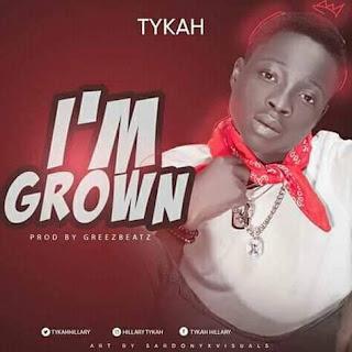 [Jos music] tykah - I'm grown (prod. Greezbeat)