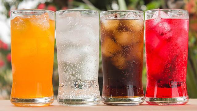 soda merusak diet
