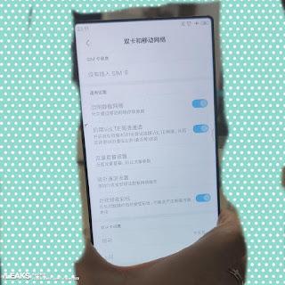 Xiaomi mi mi4 perlihatkan secara online RAM 12GB + 1TB internal