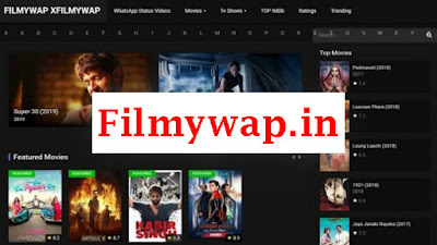 Filmywap.in- Latest 2020 Bollywood Hollywood Movies Filmywap in