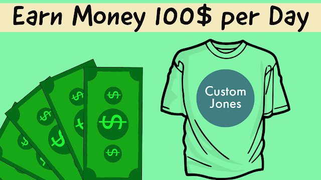 Create Custom T-shirts and Make Money - Print on Demand - Merch for YouTube - Bonfire