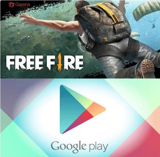free fire tidak ada di playstore