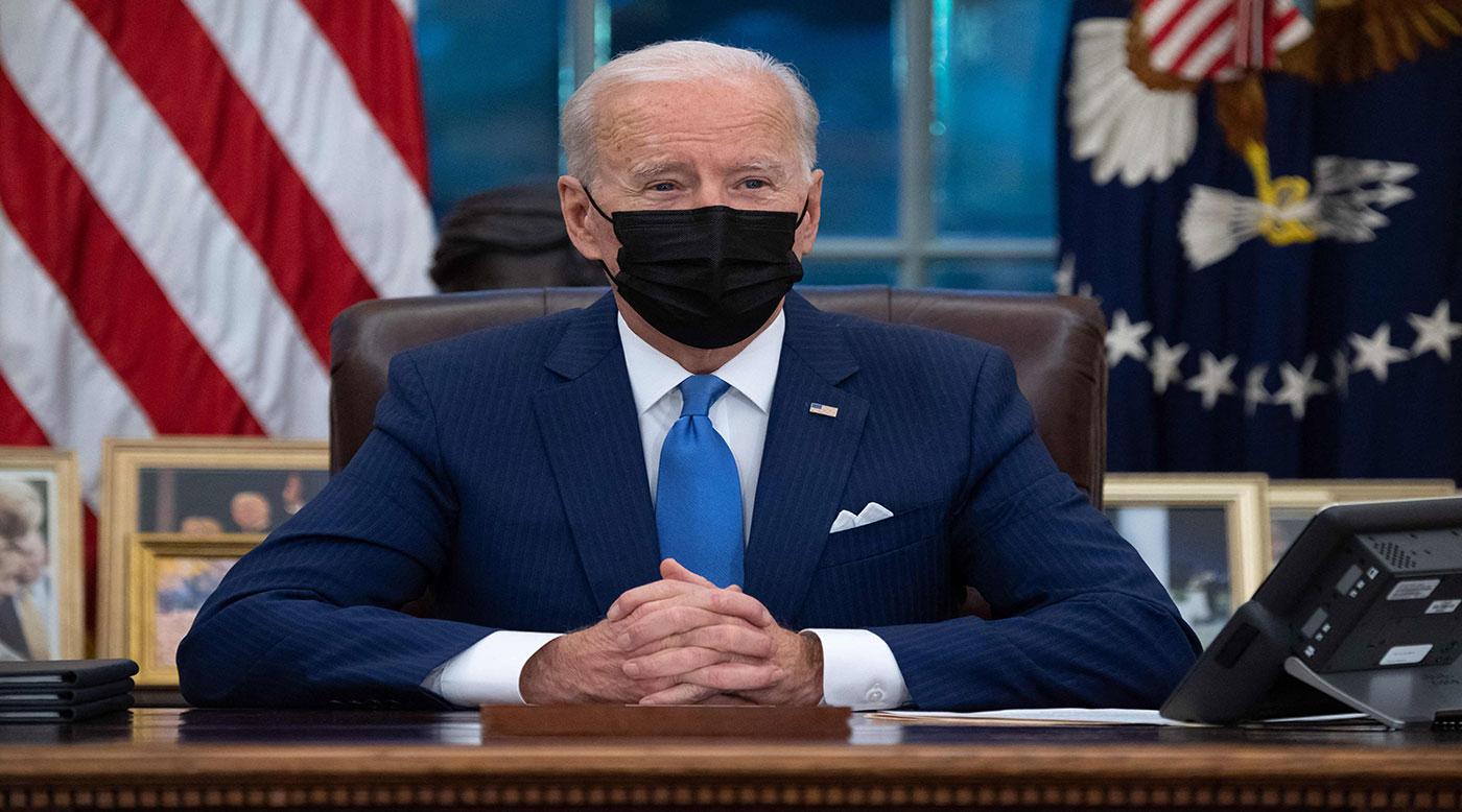 Biden pledges $ 4 billion to fund the global Covacs vaccine program for Corona