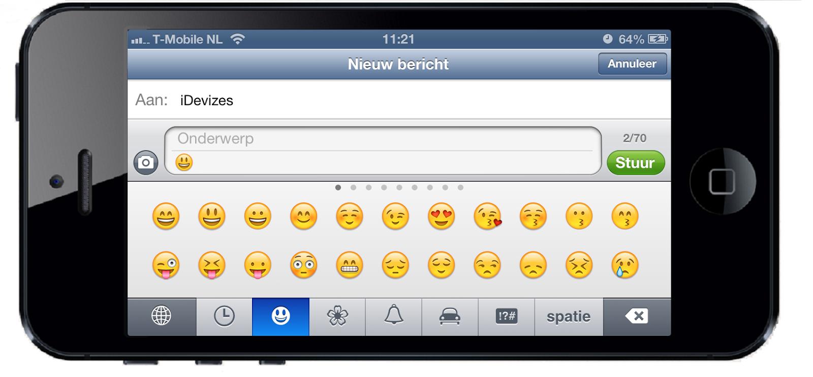 Whatsapp Iphone Emoticons Waar Bij Vorige Ios Versies